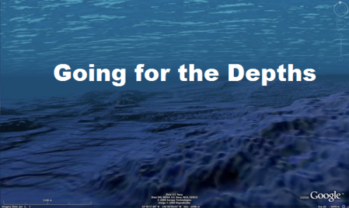 Going for the depths