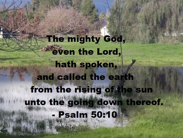 Mighty God Has Spoken