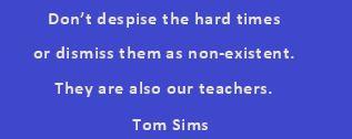 Hard time teachers