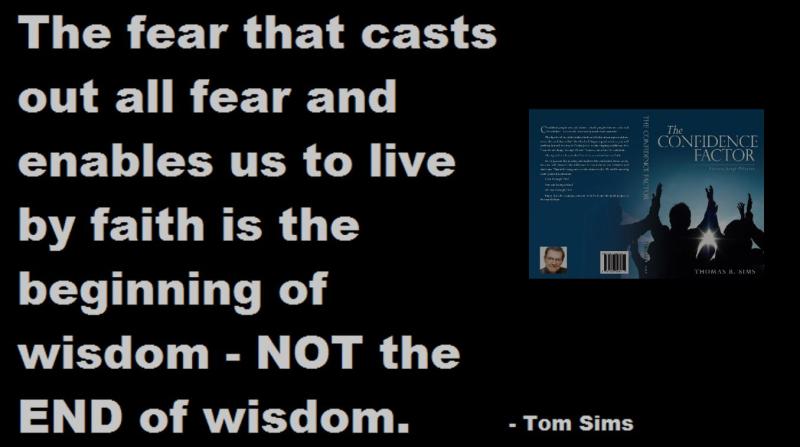 Fearless fear