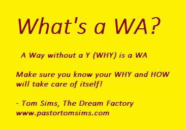 What is a wa