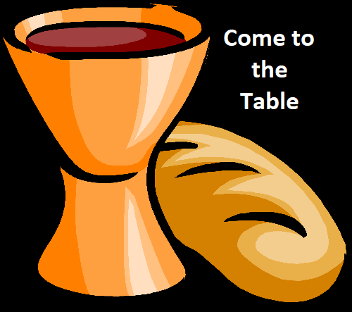 Come to the table 2