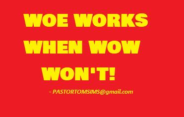 Woe works