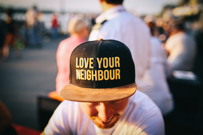 Love your neighbor nina-strehl-140734-unsplash