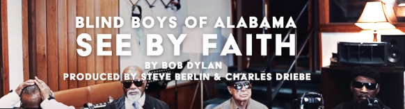 Blind boys see by faith