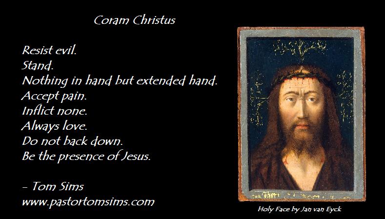 Coram christus