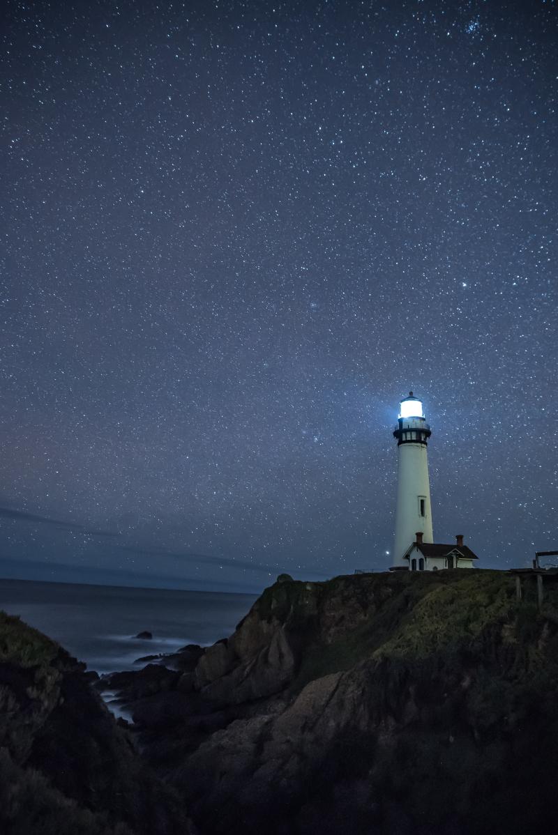 Lighthouse  - casey-horner-611067-unsplash