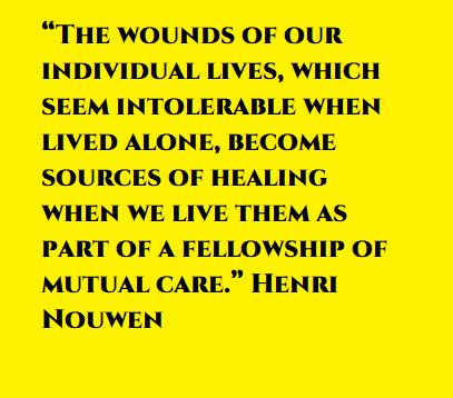 Wounds to healing