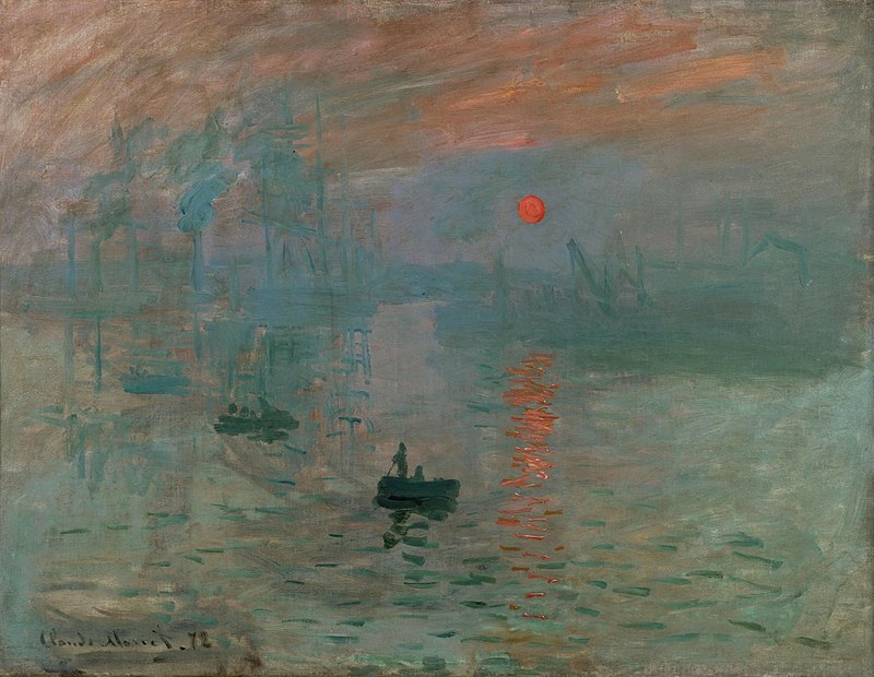 Monet_-_Impression _Sunrise