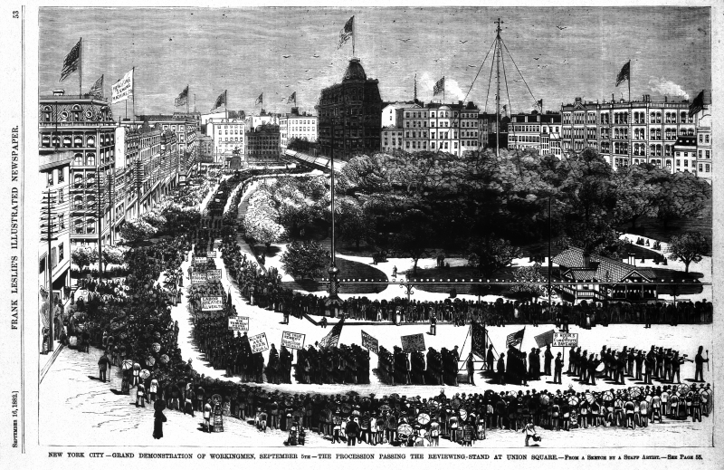 First_United_States_Labor_Day_Parade _September_5 _1882_in_New_York_City