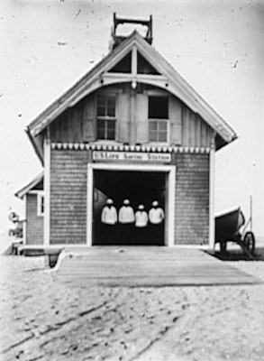 History-lifesaving-station kill devil hill
