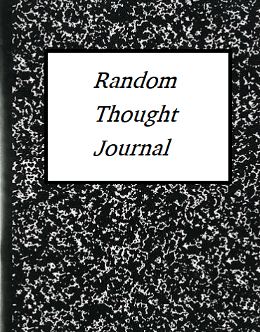 Random thought journal