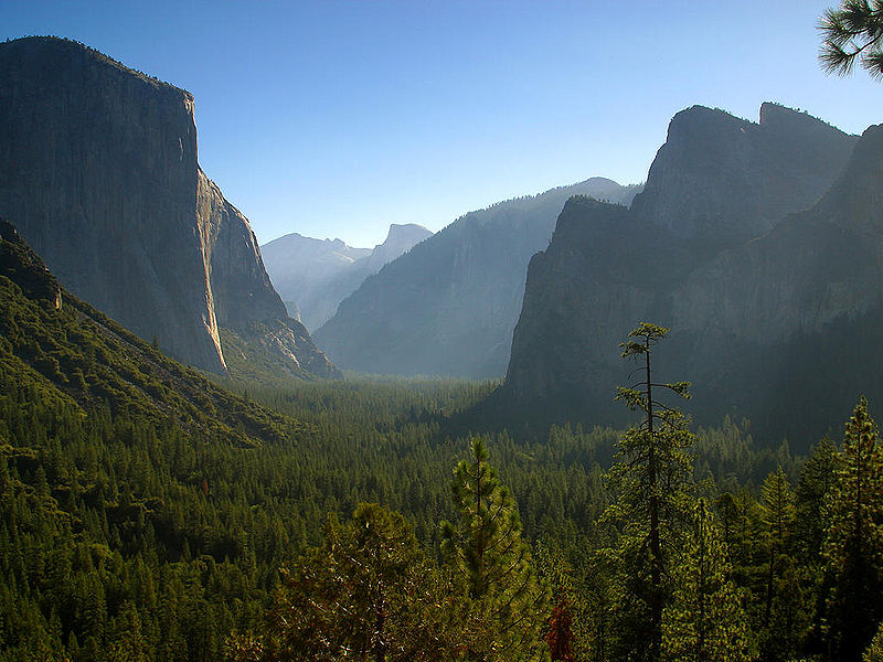 Yosemite_Morning