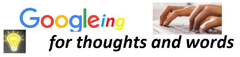 Googleing