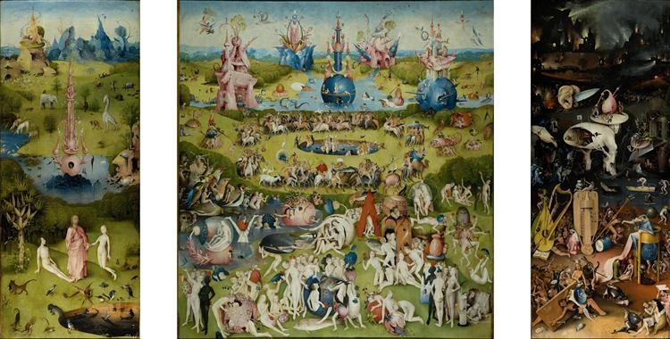 The-garden-of-earthly-delights-1515-
