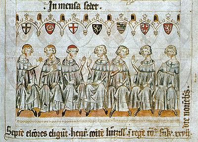 Prince electorsBalduineum_Wahl_Heinrich_VII