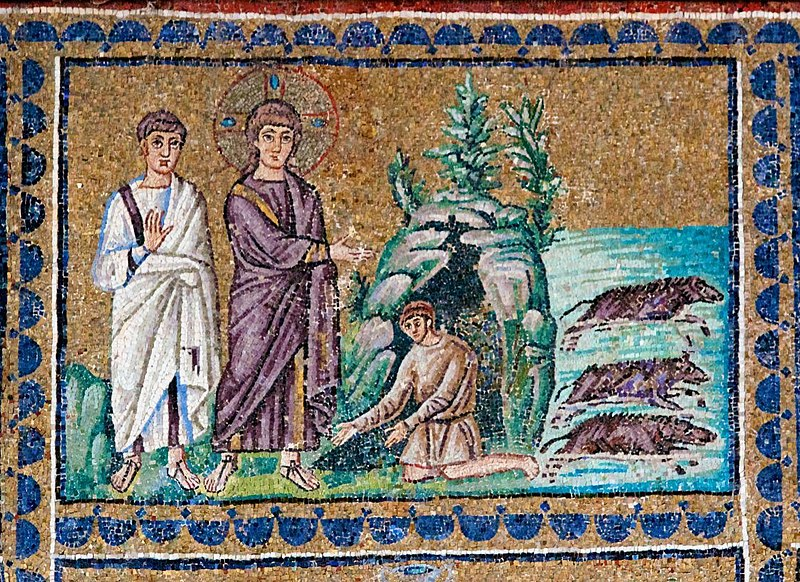 Mosaic_of_the_exorcism_of_the_Gerasene_demoniac_from_the_Basilica_of_Sant'Apollinare_Nuovo