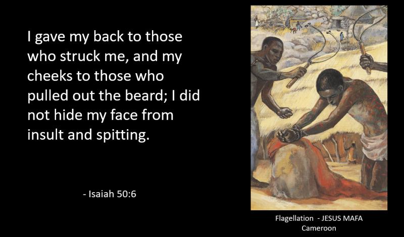 Isaiah 50-6