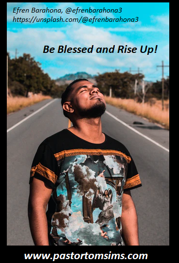 Be blessed and riuse up