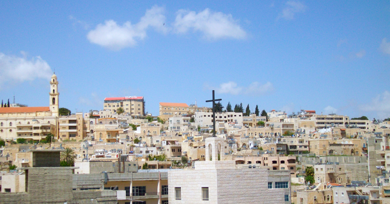 Bethlehem_skyline _West_Bank