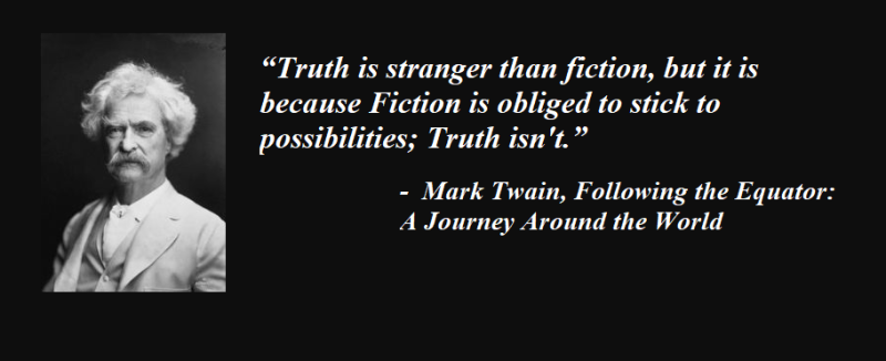 Truth and fiction
