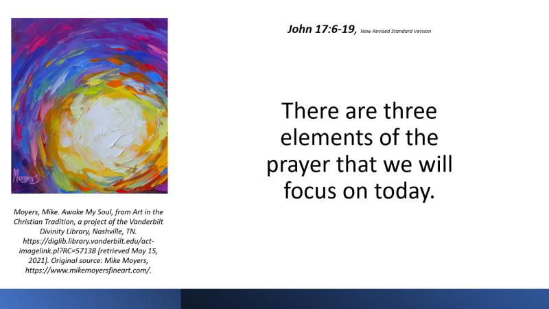 3 elements of jesus prayer